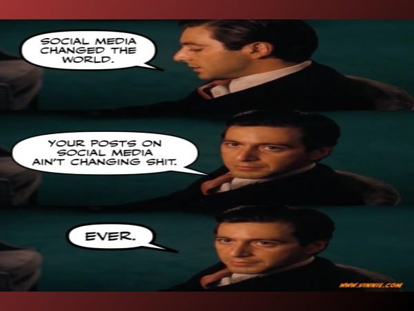 M Corleone Meme