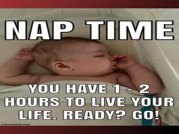 Nap Time Meme