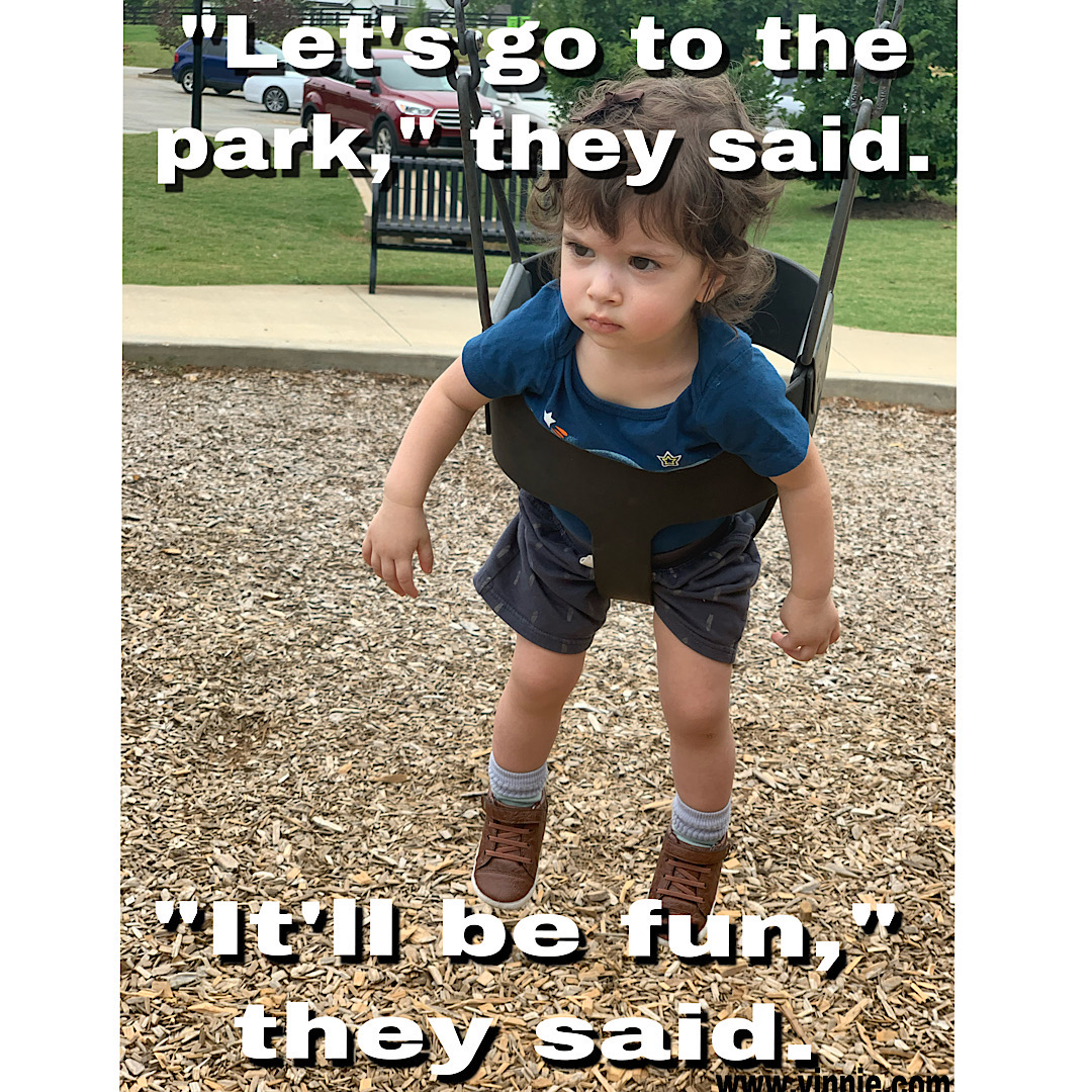 Park Fun Meme